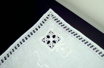 Совместный отшив комплекта рукодельницы в технике Хардангер. Старт 3 мая.
